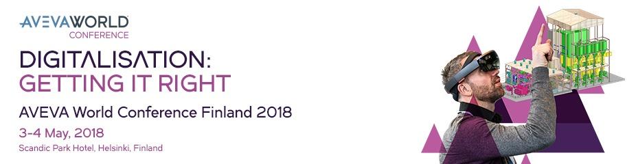 AVEVA World Conference Finland 2018