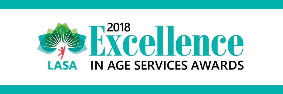 LASA Excellence in Age Services Awards 2018