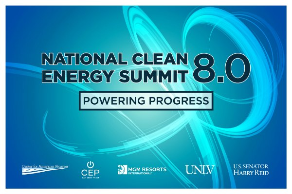 National Clean Energy Summit 8.0: Powering Progress