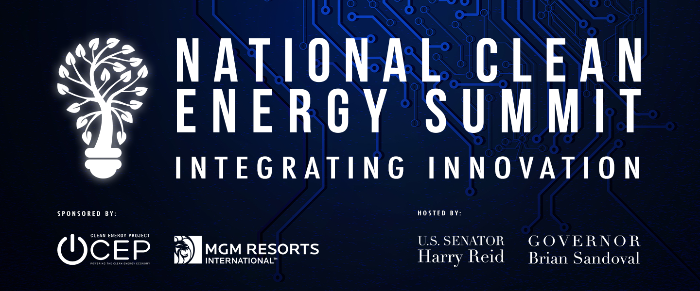 National Clean Energy Summit 9.0: Integrating Innovation