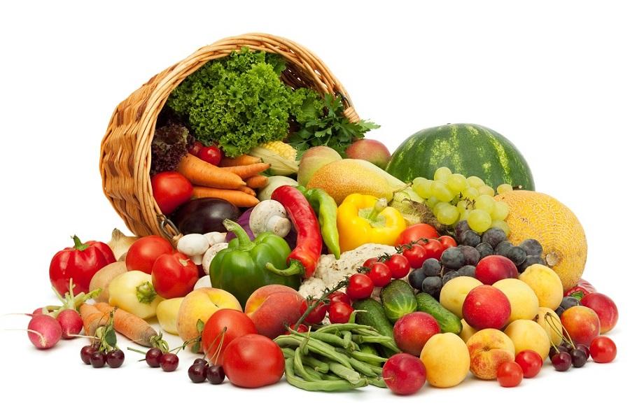 fruit and veggies 2
