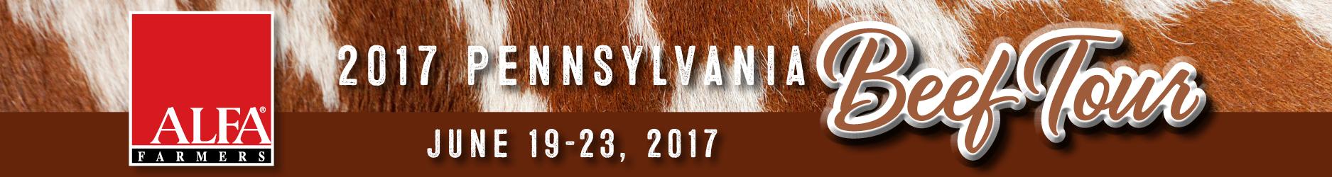 2017 Keystone Beef Tour
