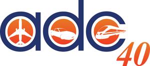 ADC40 logo