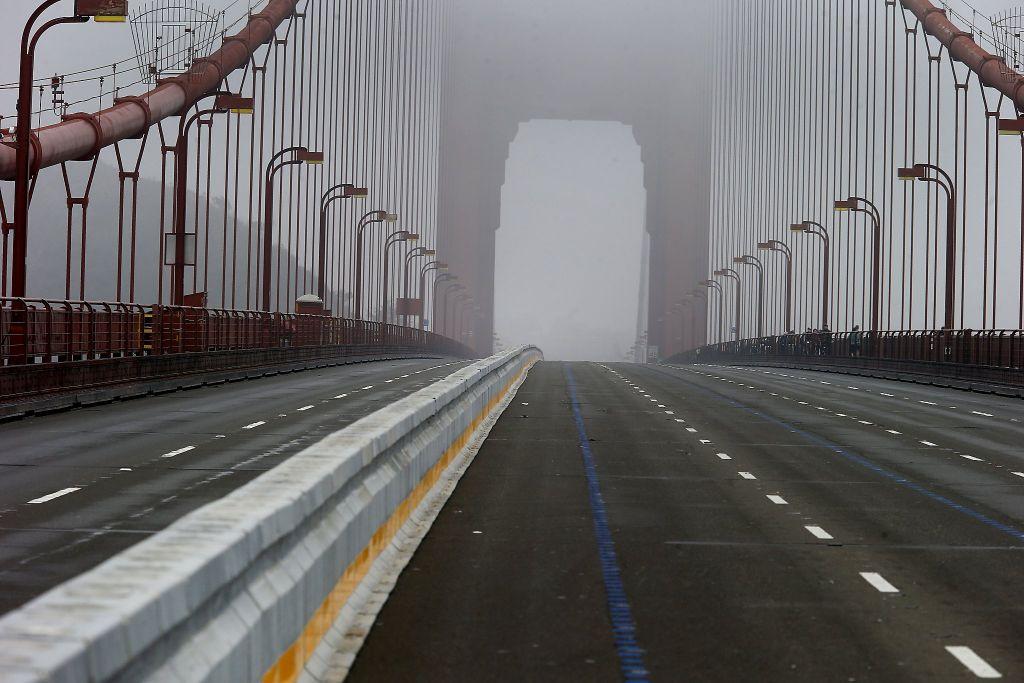 Golden Gate Lane