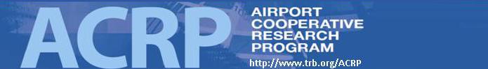 ACRP Report 65
