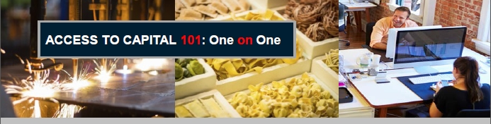 Access to Capital 101: One on One