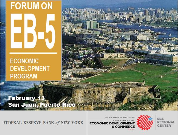 Forum on EB-5 Economic Development Program