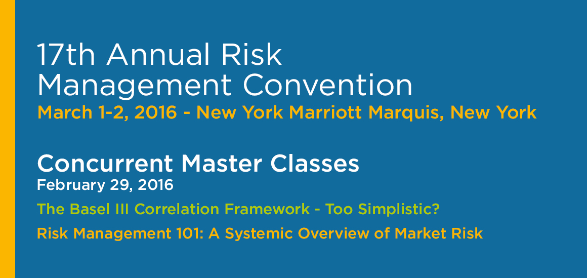 17th Annual Risk Management Convention