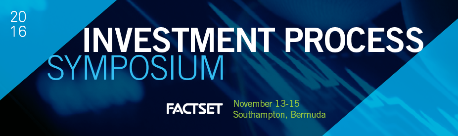 2016 FactSet US Symposium