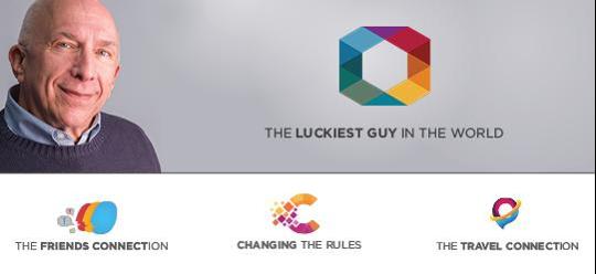 Luckiest Guy in the World Logo