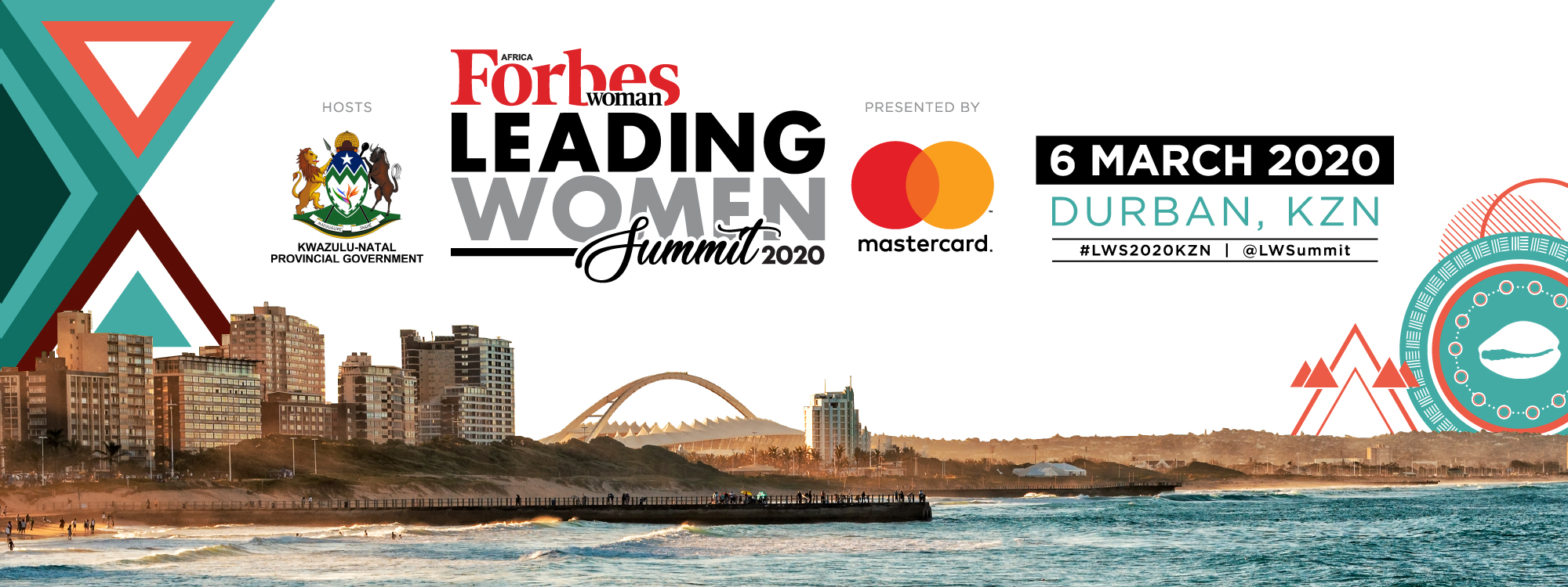 Forbes Woman Africa Leading Women Summit and Awards | 6 March 2020, Durban