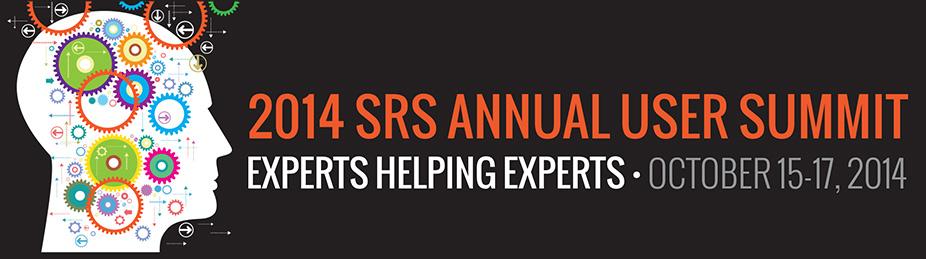 2014 SRS User Summit