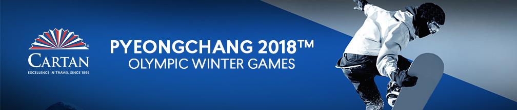 2018 PyeongChang Games