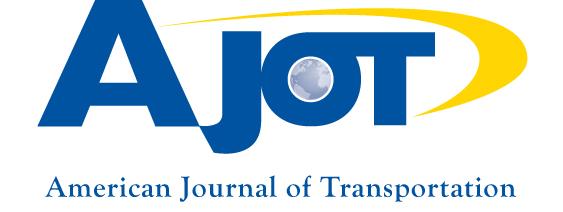 AJOT Blue Logo