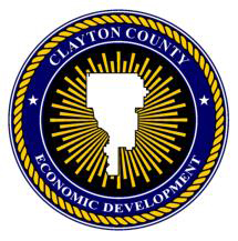 Clayton County Economic_Development_Logo_FLAT_11-2