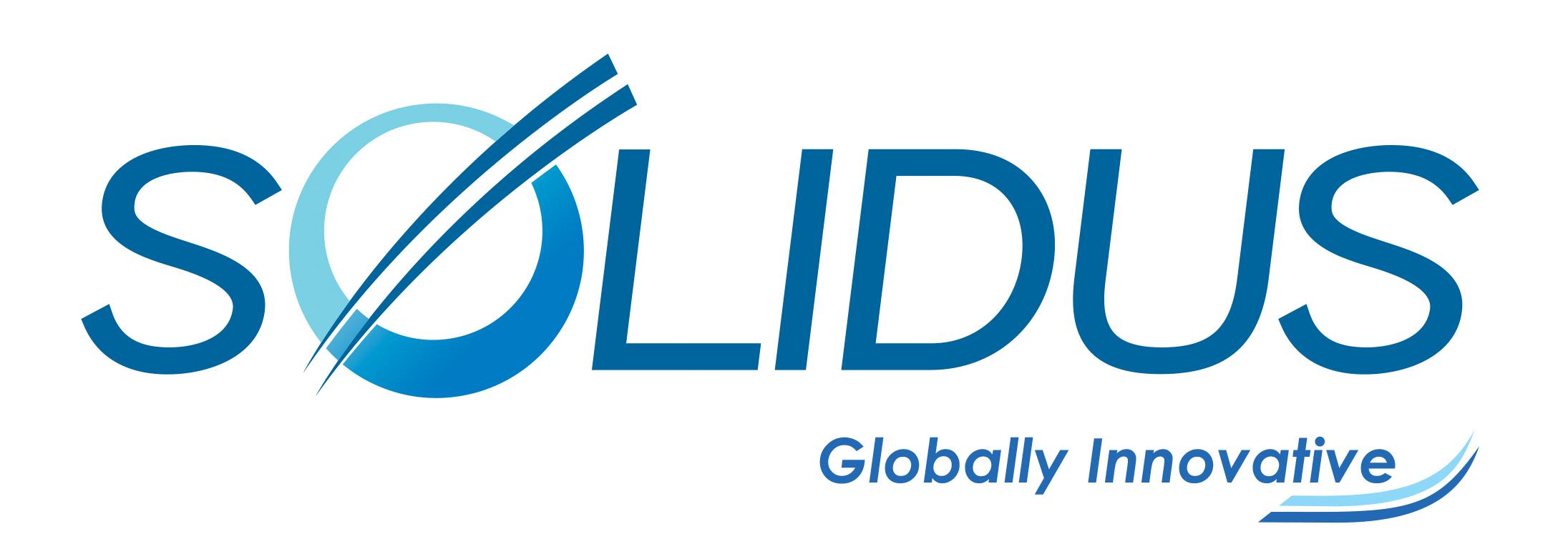 Solidus Globally Innovative Logo
