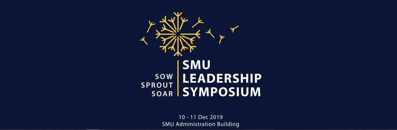 SMU Leadership Symposium 2019