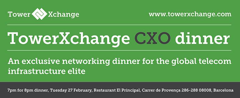 TowerXchange CXO Dinner 2018