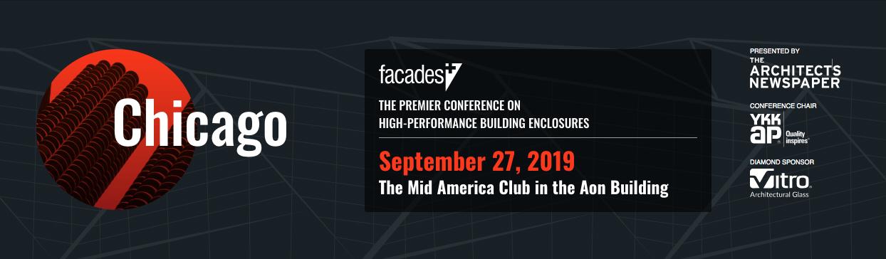Facades+ Conference: Chicago 2019