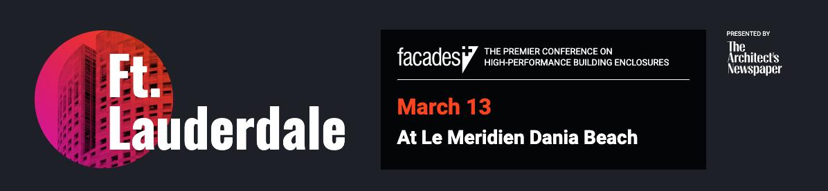 Facades+ AM: Ft. Lauderdale 2020