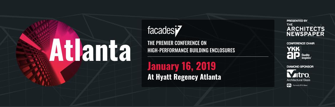 Facades+ AM: Atlanta 2019