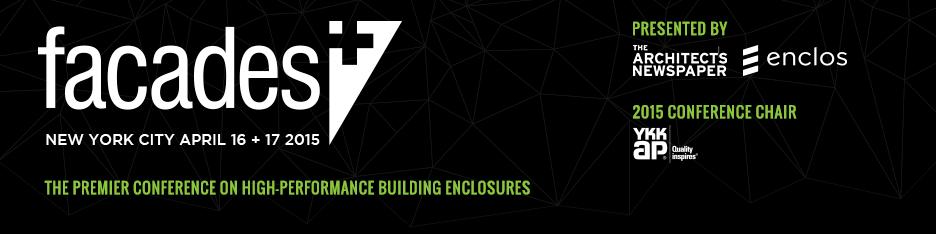 Facades+ Conference: New York City 2015