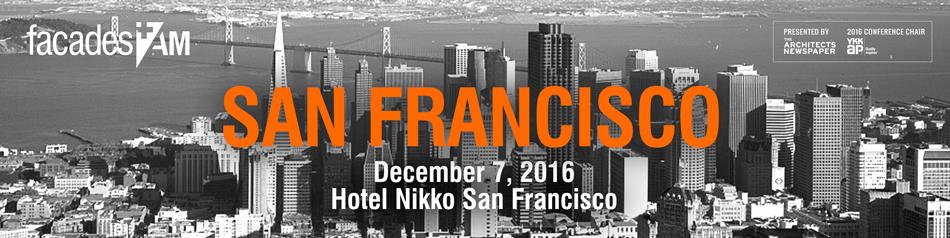 Facades+ AM: San Francisco 2016