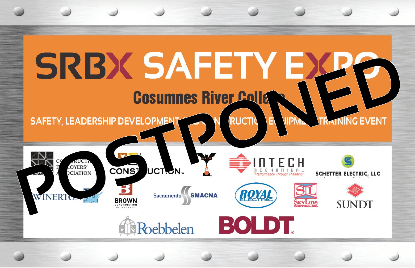 2020 SRBX Safety Expo