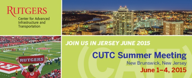 2015 CUTC Annual Summer Meeting