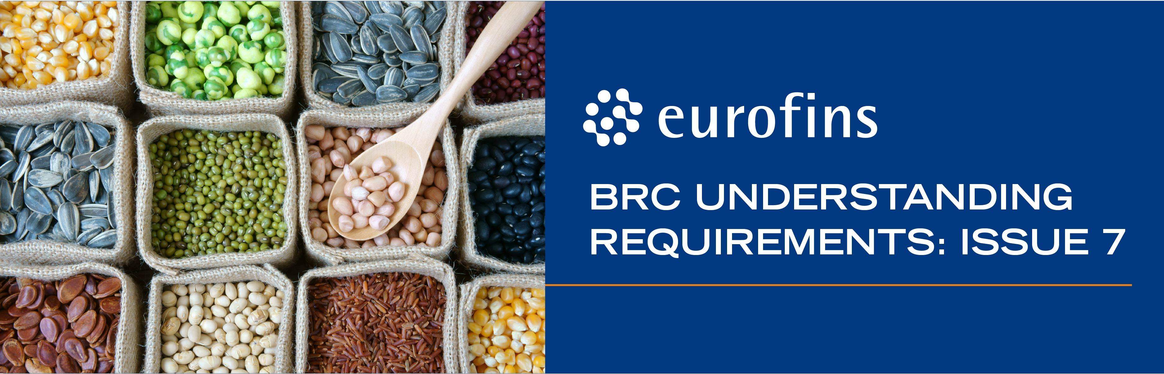 BRC Understanding Requirements Issue 7