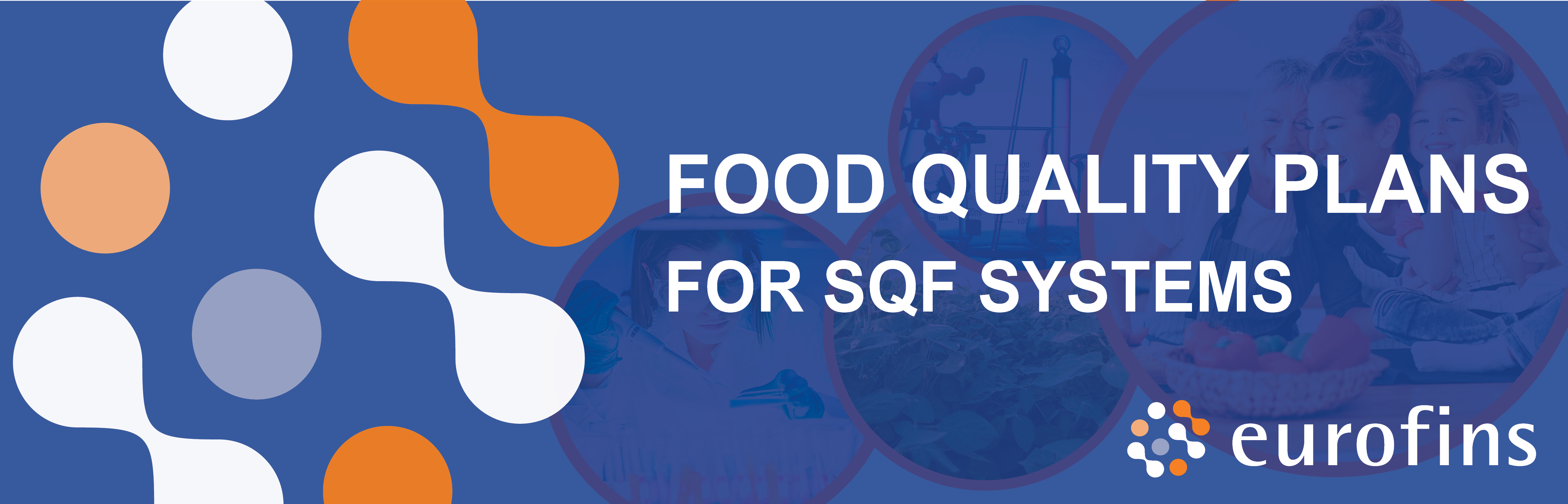 Food Quality Plans for SQF Systems