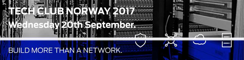 Juniper Networks Tech Club Norway 2017