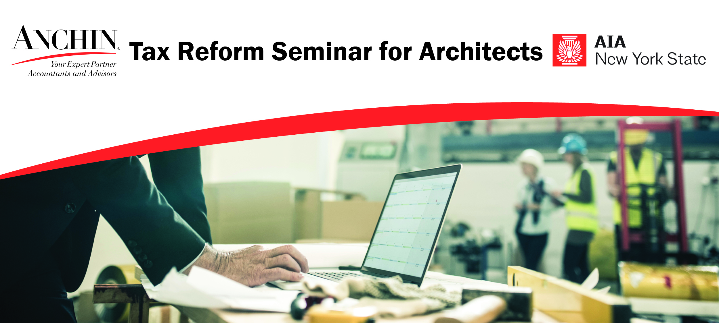 Webinar: Tax Reform for Architects
