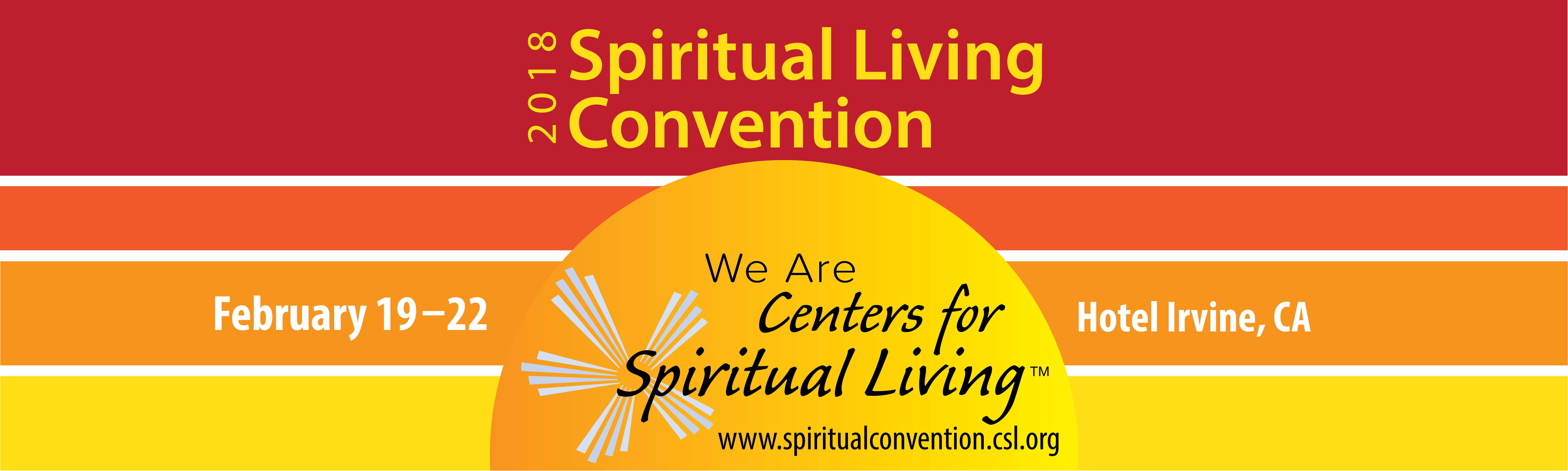 2018 Spiritual Living Convention