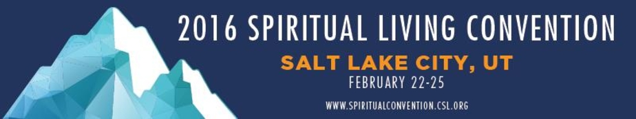 2016 Spiritual Living Convention