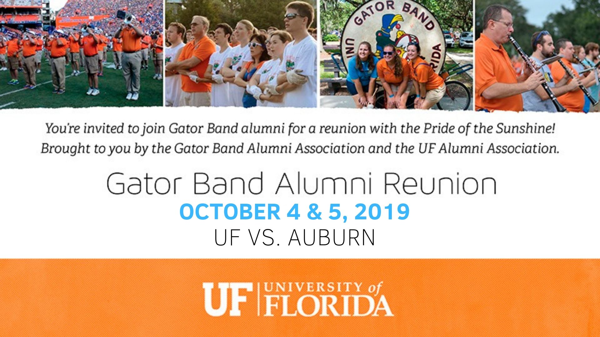 Gator Band Alumni Reunion 2019