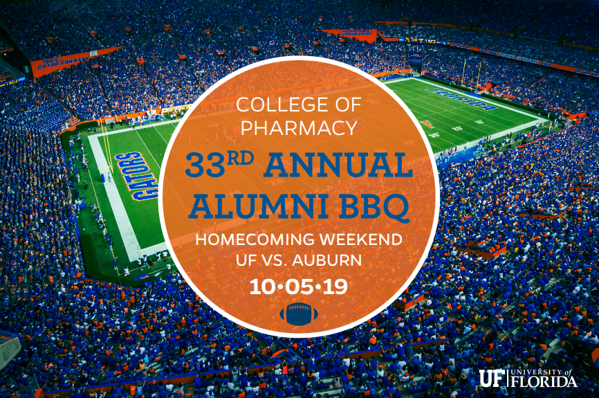 33rd Annual College of Pharmacy Alumni BBQ