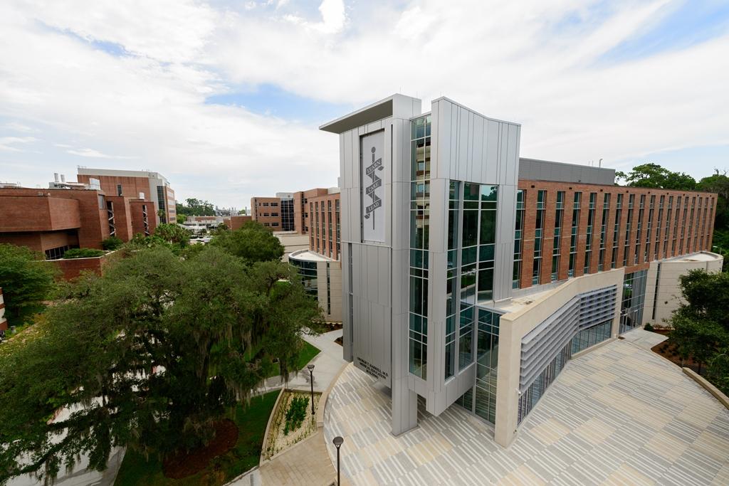GeorgeTHarrell-MD-Medical-Education-Building1