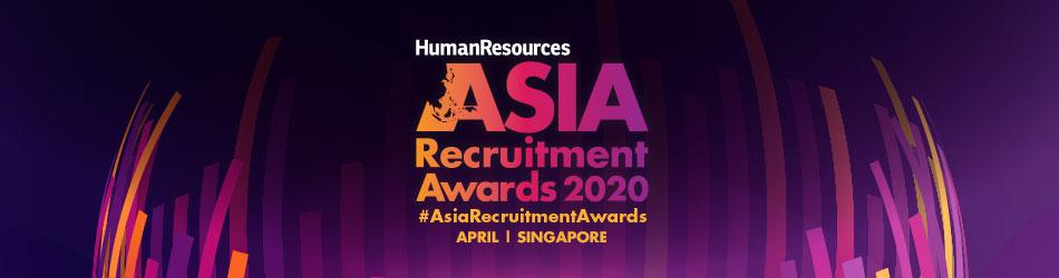 Asia Recruitment Awards 2020 Singapore - Entries