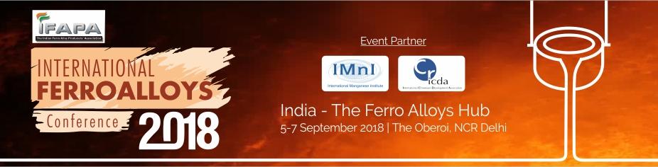 International Ferro Alloys Conference 2018