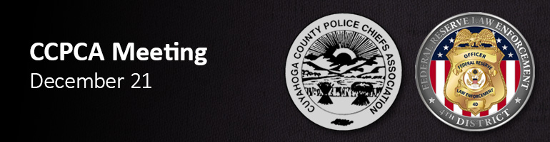 Cuyahoga County Police Chiefs Association Meeting