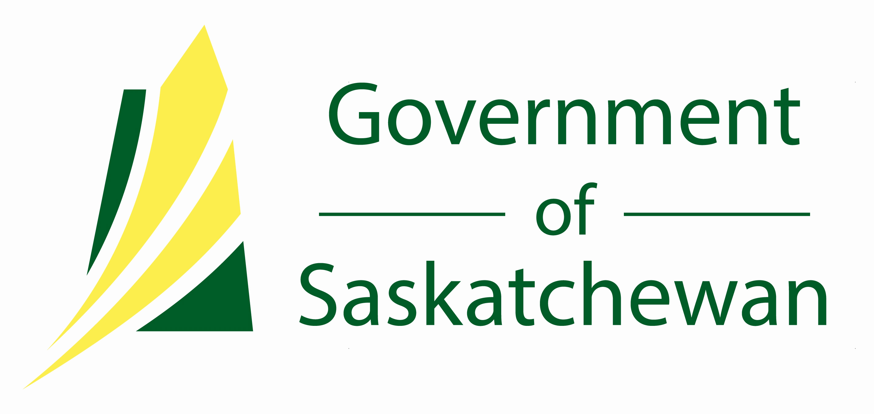 Government of Saskatchewan - Horizontal