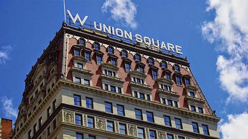NYC W-Hotel-Union-Square