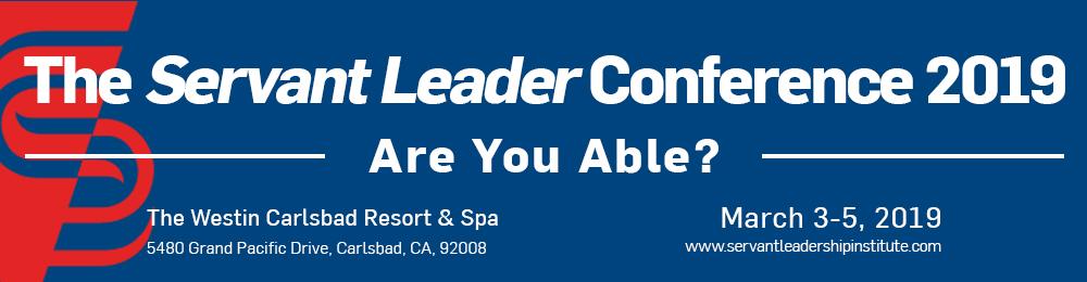 Servant Leader Conference 2019