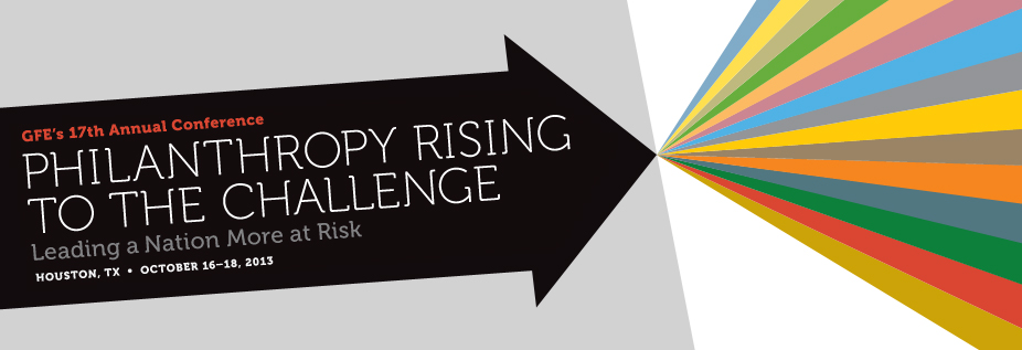 Philanthropy Rising to the Challenge: Leading a Nation More at Risk