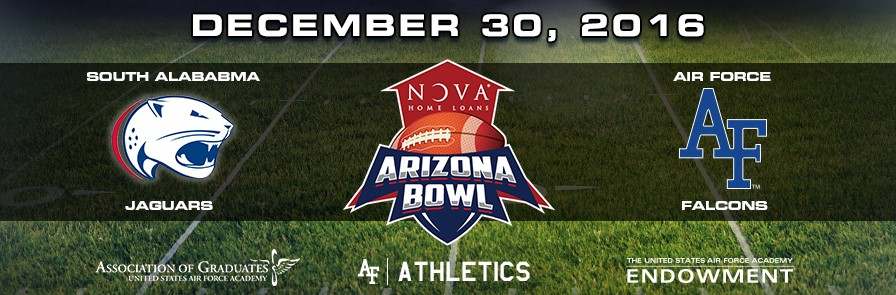 Air Force Arizona Bowl Tailgate