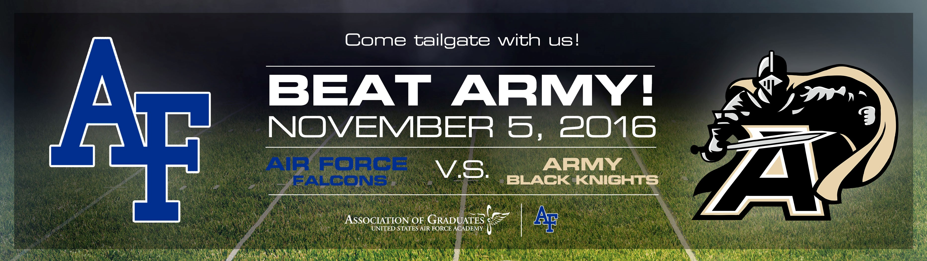Air Force-Army Tailgate