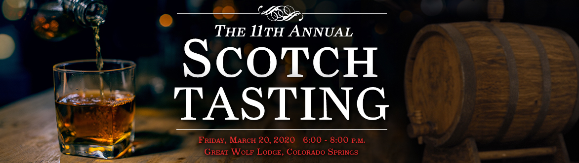 11th Annual Scotch Tasting