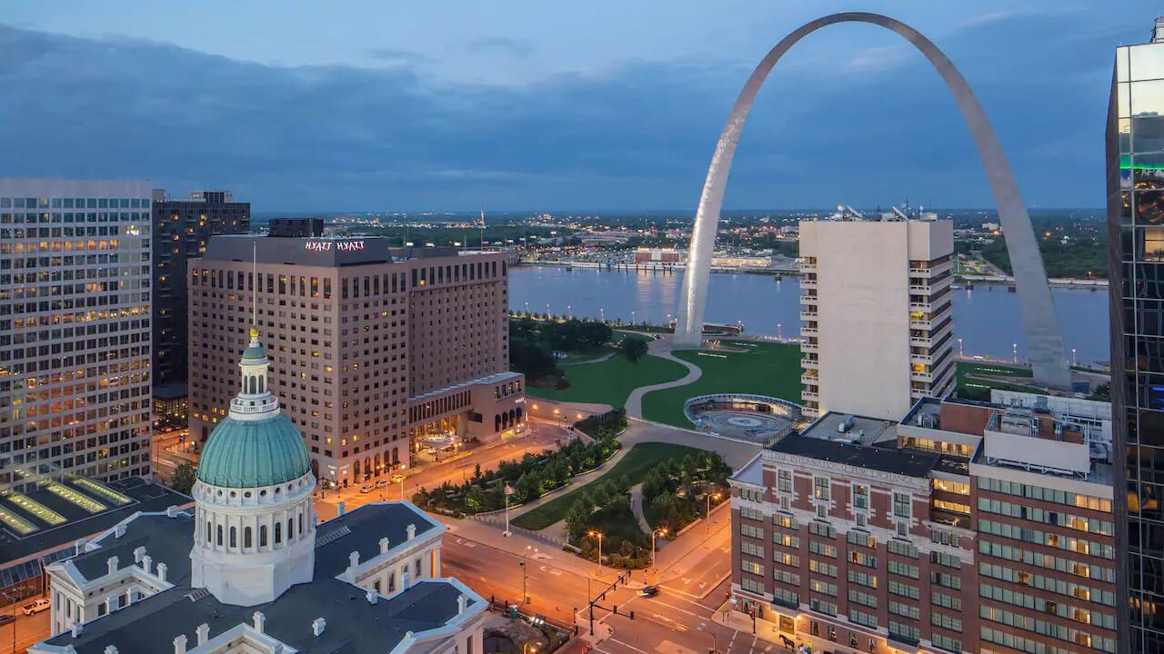Hyatt-Regency-St-Louis
