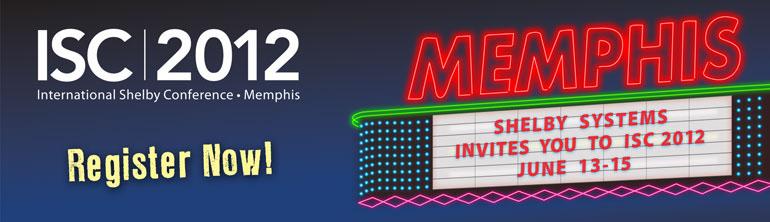 ISC2012 Memphis